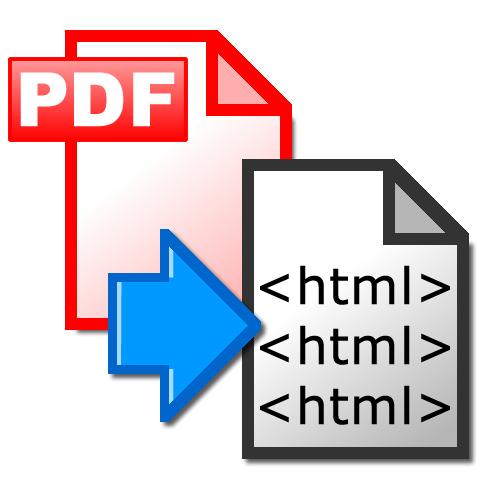 PDF to HTML Converter
